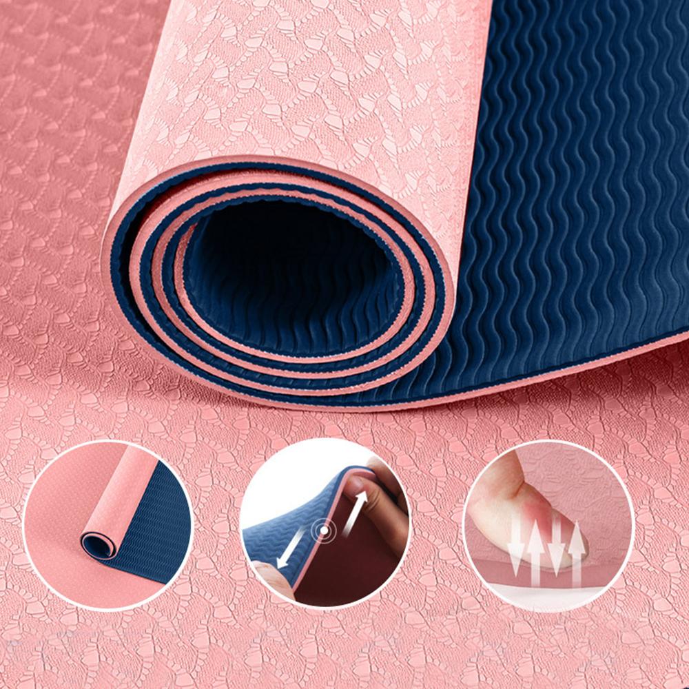 Elastic Workout Yoga Mat
